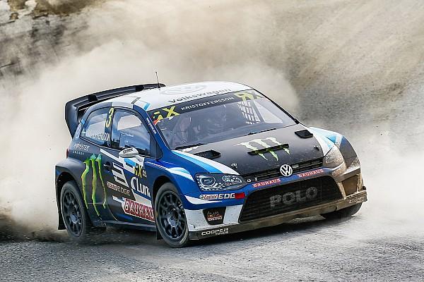 World Rallycross Yarış raporu Norveç RX: Kristofferson ve Volkswagen'in hızına kimse yetişemiyor