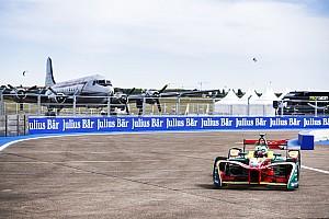 Formula E Reporte de calificación Fórmula E: Pole para Di Grassi en Tempelhof