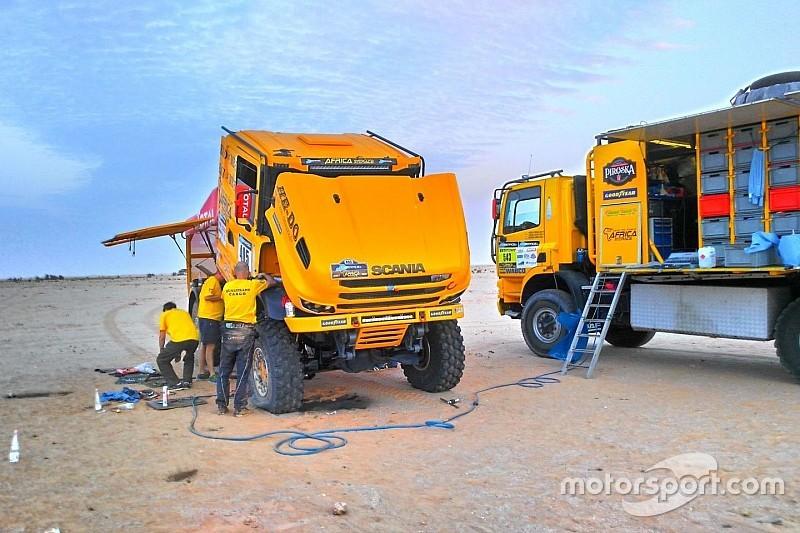 Qualisport Racing: Kegyetlen kezdés Mauritániában
