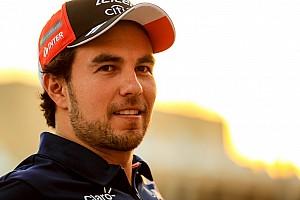 F1 Noticias de última hora Para Pérez el 2018 es crucial para llegar a un equipo Top