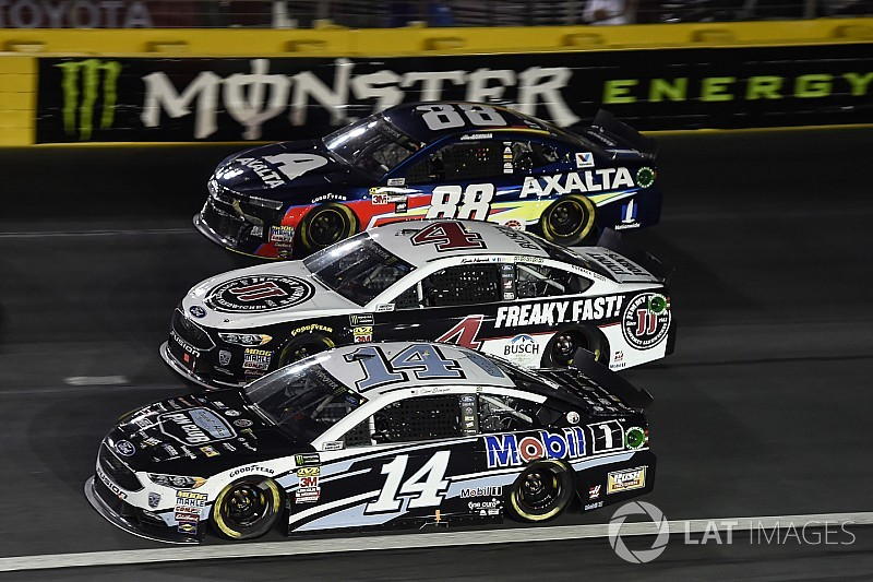 NASCAR puts All-Star Race aero package on hold until 2019