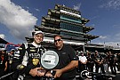 IndyCar Indy500: Carpenter pole, Danica Patrick start P7