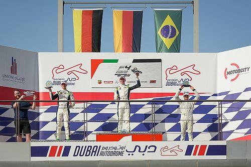 Megvan David Schumacher első győzelme