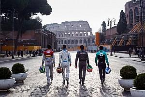 Formula E Top List VIDEO: la Fórmula E llega a Roma