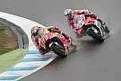 """MotoGP Dovizioso: """"Al adelantar a Márquez pensé en Austria"""""""
