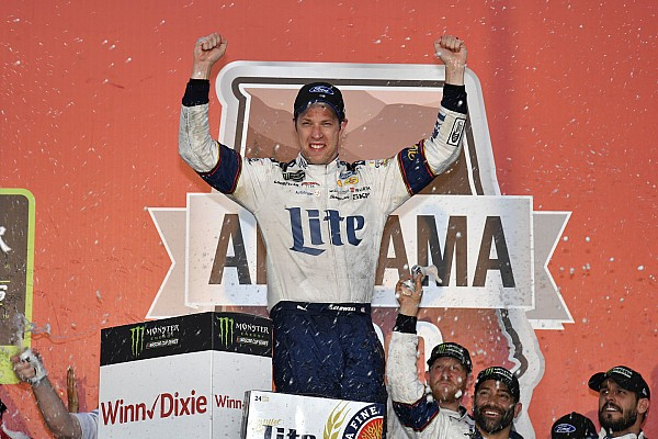 NASCAR Sprint Cup Brad Keselowski logra dramática victoria en  Talladega