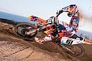 MXGP Jorge Prado, el cambio físico y de aires del 'niño' del motocross