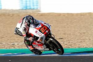 Moto3 Crónica de Clasificación Antonelli sorprende a Martín y le quita la pole por una milésima