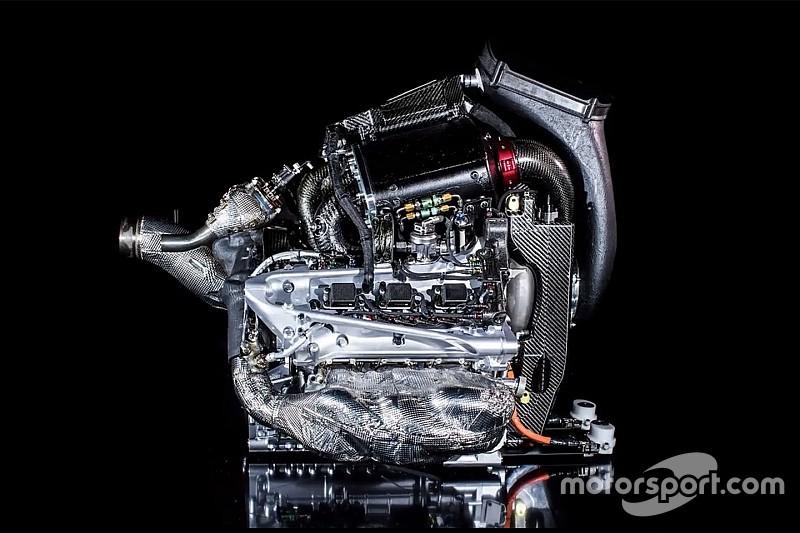 视频:红牛二队发动2018年本田F1引擎