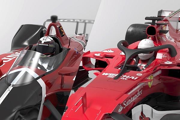 Fórmula 1 Top List VÍDEO: Halo da Fórmula 1 x Aeroscreen da IndyCar