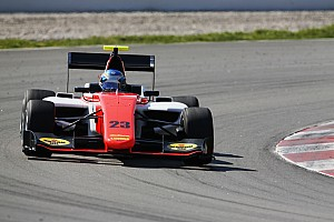GP3 Breaking news Palmer joins MP for rookie GP3 season