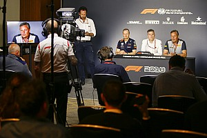 Formula 1 Press conference Azerbaijan GP: Friday's press conference
