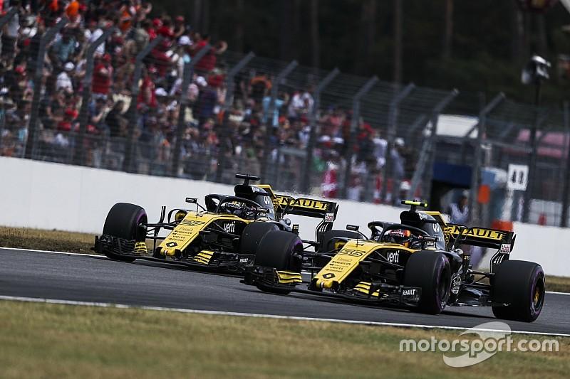 Renault duda de la utilidad de los cambios aerodinámicos para la F1 2019