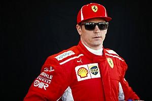 Forma-1 Interjú Räikkönen: