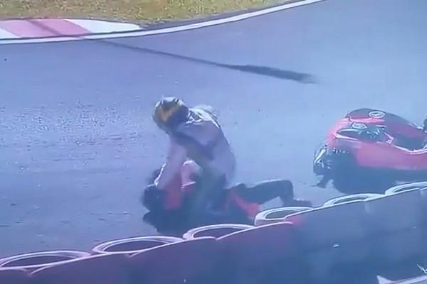 Speciale Ultime notizie 500 Miglia di Granja Viana: squalificata per rissa la squadra di Massa!