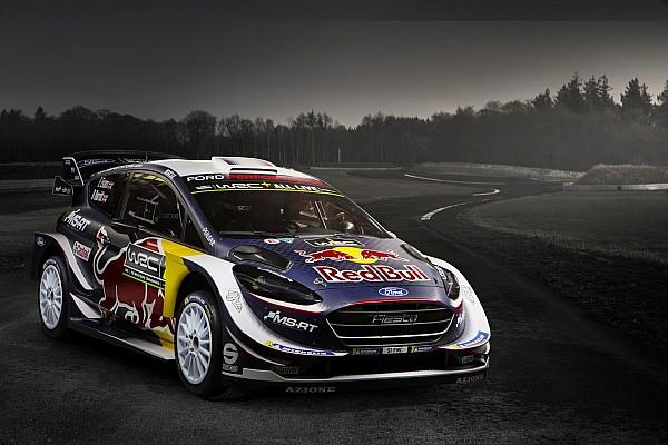 M-Sport представила ліврею Fiesta для нового сезону WRC
