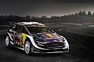 WRC GALERÍA: Hyundai, Ford y Toyota listos para el WRC 2018