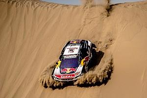 Dakar Stage report Dakar 2018, Stage 4: Loeb fastest on attrition-heavy day