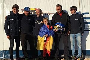 Картинг Важливі новини Український картингіст здобув подіум у фіналі чемпіонату Іспанії