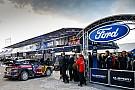 Ford regresa al WRC con M-Sport