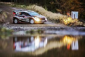 WRC レグ・レポート WRCイギリス:首位エバンス、大差をつけ最終日へ。ハンニネンがリタイア
