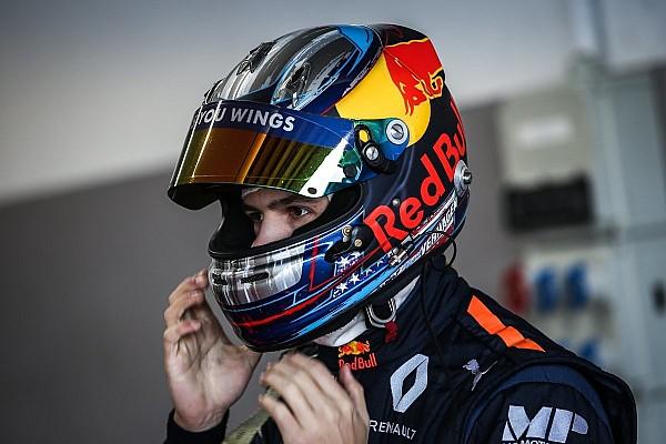 Formule Renault Testverslag Verhagen topt ook dag twee van Eurocup-test Paul Ricard