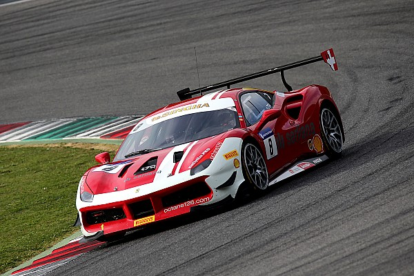 Ferrari Reporte de la carrera Fabio Leimer se lleva la Final Mundial del Trofeo Pirelli