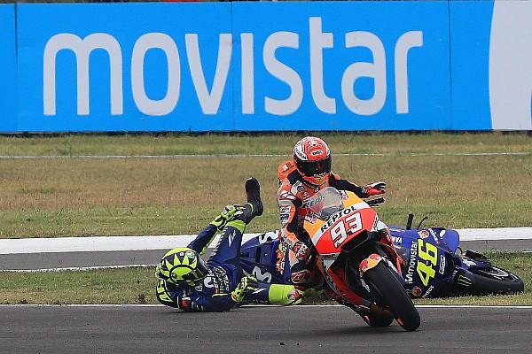 MotoGP Гонка, в которой творилось безумие. Главные события Гран При Аргентины