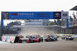 Fórmula E Galería GALERÍA: El ePrix de México en fotos