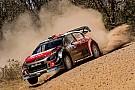 WRC Citroën veut Loeb sur davantage de rallyes