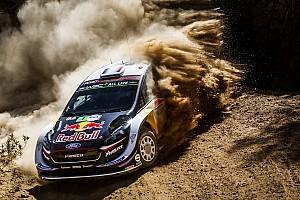 WRC Dagverslag WRC Mexico: Ogier grijpt de macht op tweede dag