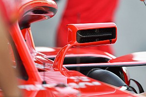 Formula 1 Breaking news FIA izinkan tim F1 pasang kaca spion di Halo