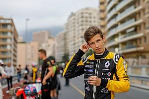 GP3 Breaking news Renault junior Lundgaard replaces Palmer at MP
