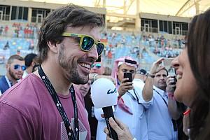 رسميًا: ألونسو سيختبر سيارة تويوتا