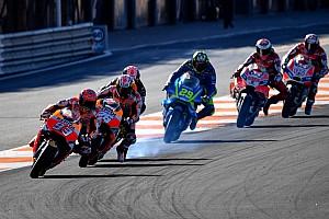MotoGP Galería Las mejores fotos del GP de Valencia, la celebración de Márquez y la entrega de premios