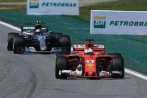Formula 1 Breaking news Sektor kedua jadi kunci kemenangan Vettel di Brasil