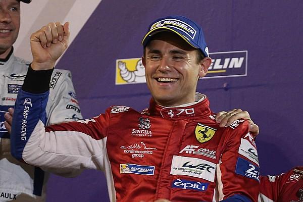 Davide Rigon rinnova con la Ferrari e mette nel mirino Le Mans