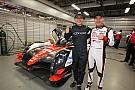 WEC トヨタ友山氏がTS050をテスト走行「RC-Fとのレベルの差を感じた」