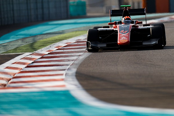 GP3 Noticias de última hora Mazepin, probador de Force India, debutará en GP3 con ART