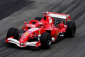 Tarihte bugün: Dennis'ten Schumacher itirafı