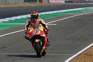 MotoGP Réactions Márquez, premier pilote à passer sous la barre des 1'30 à Buriram