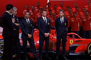 Arrivabene: Sıradan bir araç değil, bir Ferrari yaptık