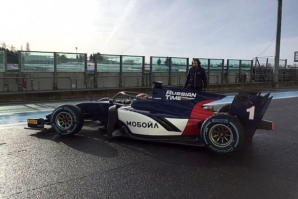 FIA F2 Ultime notizie Lo shakedown della nuova monoposto di F2 è iniziato a Magny-Cours