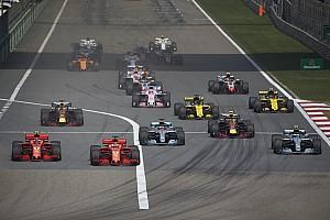 Formule 1 Réactions GP de Chine : ce qu'ont dit les pilotes