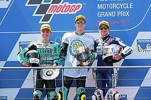 Moto3 Noticias de última hora Mir recibe felicitaciones de rivales e ídolos por redes sociales