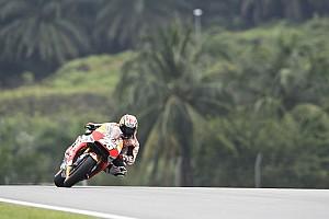 MotoGP Résumé de qualifications Qualifs - Pedrosa en pole, Dovizioso profite d'une chute de Márquez