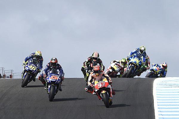 Fotogallery: il combattutissimo GP d'Australia di MotoGP