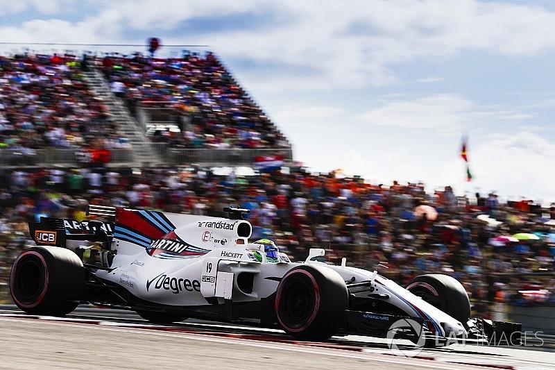 Massa: Mavi bayraklar olmasa Perez'i geçebilirdim