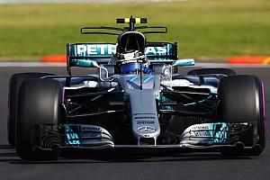 Formula 1 Practice report FP1 GP Meksiko: Mercedes memimpin, Bottas di depan Hamilton