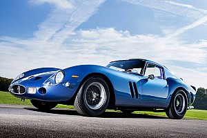 Automotive Breaking news Who makes tyres for the world's most expensive car?